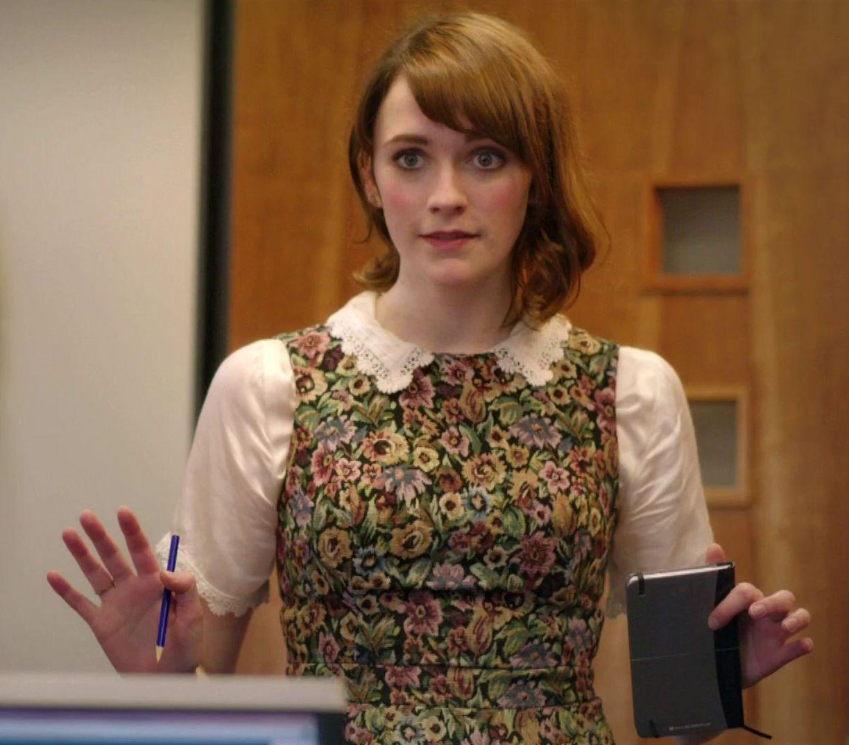 charlotte ritchie height