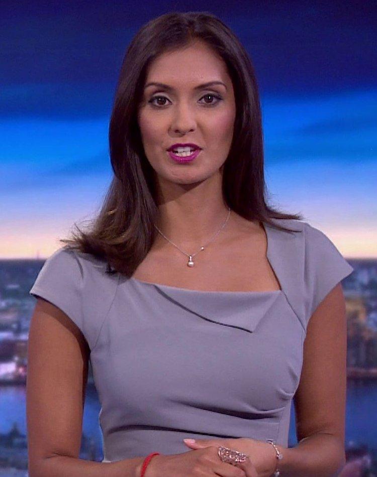 Classify Babita Sharma - BBC news representer