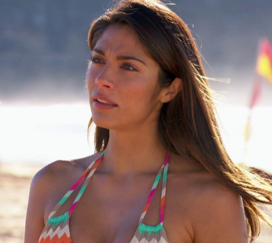 Pia Miller (Kat Chapman in Home and Away)
