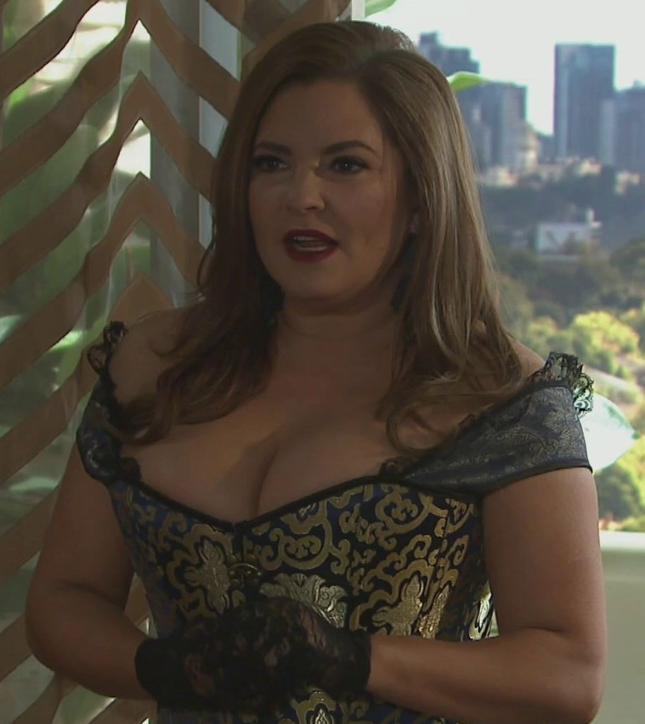 Rebekah Elmaloglou (Terese Willis in Neighbours)
